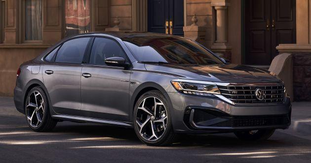2020 Volkswagen Passat Sedan Vw Passat Volkswagen Volkswagen Passat