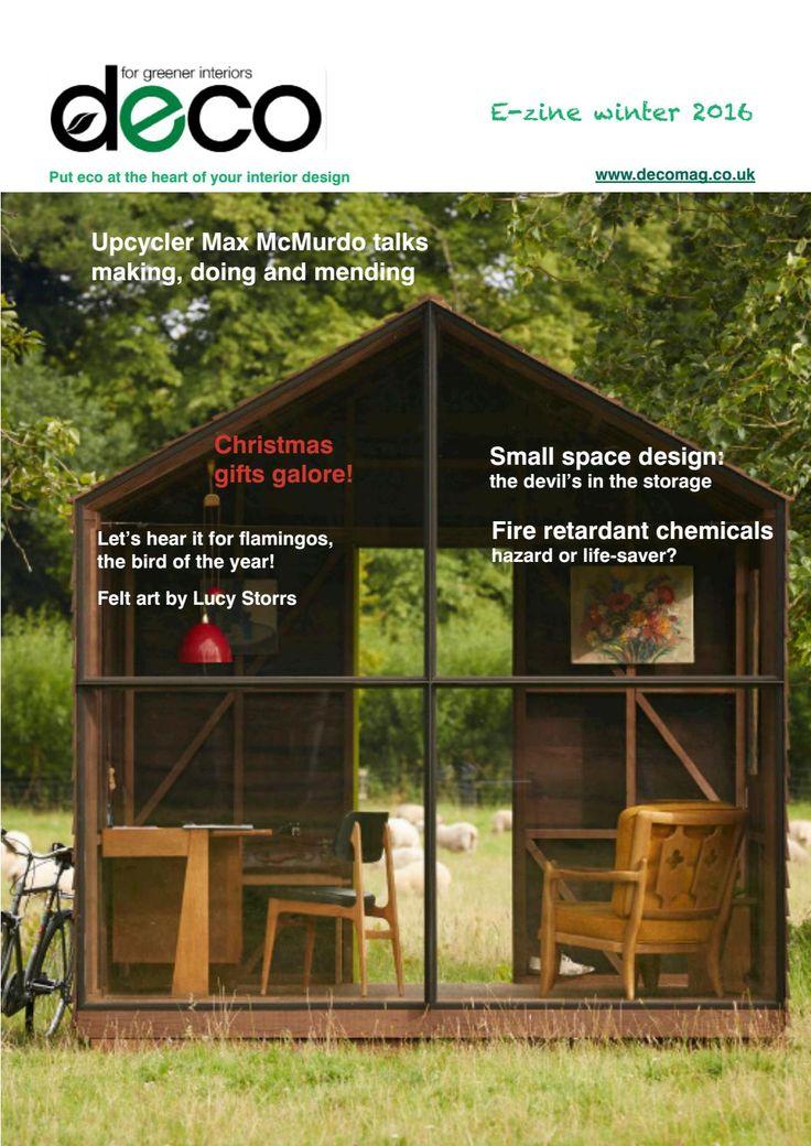 Deco December/Jan magazine
