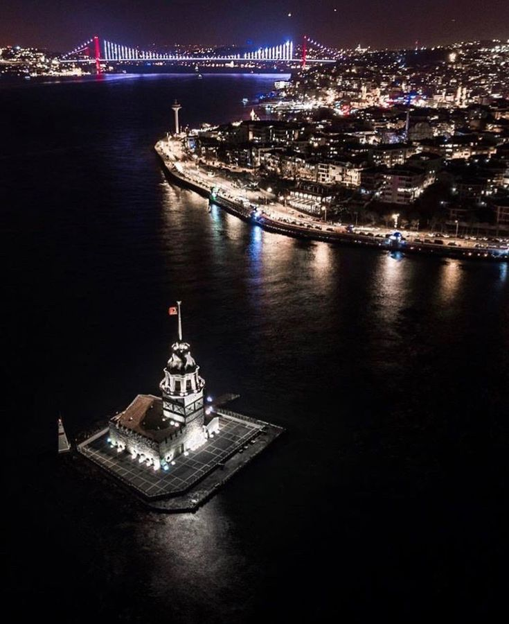İstanbul at night