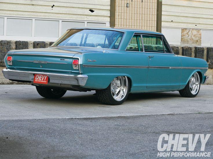 chevy II | 1963 Chevy Nova Ss Rear Side Photo 10
