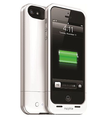 MOPHIE Air Juice Pack iPhone 5 battery case