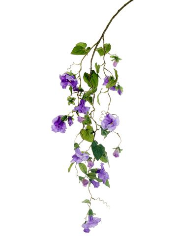 Hanging Petunia Spray in Lavender - 48 Long $10.79