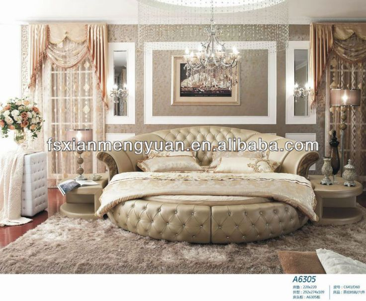 Best 20 round beds ideas on pinterest luxury bed black for Round double bed design