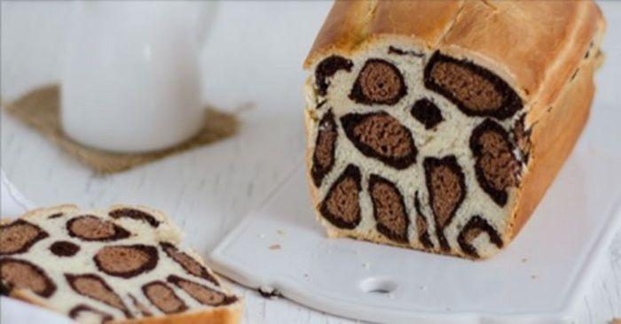 Normaal brood maken is natuurlijk veel minder leuk dan een brood met een speciaal tintje. Daarnaast is het ook nog eens super leuk om dit te maken met je kinderen. Dit recept voor luipaarden brood is super simpel om te maken en het eindresultaat is echt heerlijk en fantastisch!