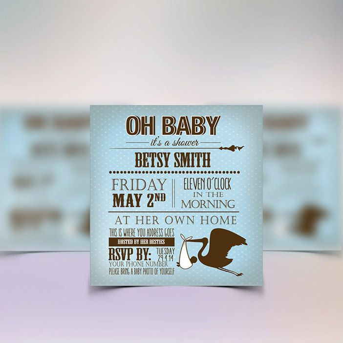 boy baby shower invitations australia%0A Boy Baby Shower Invitations for your upcoming celebration  Accompany with  other Boy Baby Shower party printables