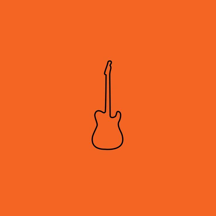graphic, guitar, telecaster