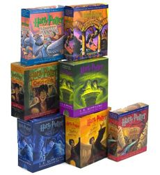100 Harry Potter Gifts We'd Love to Find Under the Tree - Harry Potter Audiobook Collection