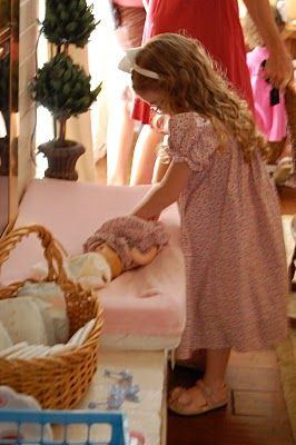 {day by day delight}: Baby Doll Birthday Party