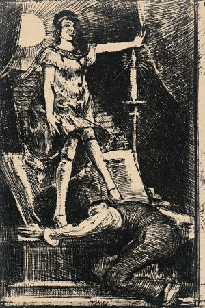 Book of idolatry I by Bruno Schulz, [ca 1920-1922]. Jagiellońska Biblioteka Cyfrowa, Public Domain
