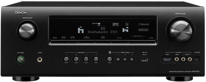 Amplificateur home-cinéma Denon AVR-3312