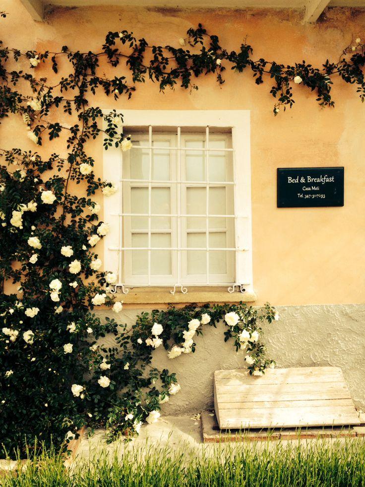 Entrance B&B Casa Meli