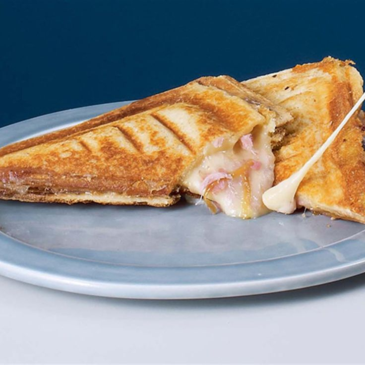 Try this Ultimate Cheese Toastie recipe by Chef Heston Blumenthal.
