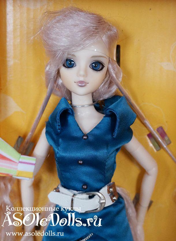 Коллекционная кукла ДЖЕЙ ДЕ МАРТИНИ http://www.asoledolls.ru/product_635.html  Рост: 27 см  Стоимость: 5500=