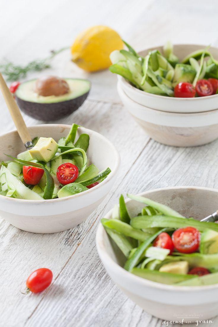 Zucchini Ribbons on Pinterest | Zucchini Chips, Parmesan Zucchini ...