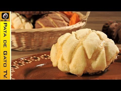 Como hacer conchas paso a paso / How to make sweet buns shells, step by step - YouTube