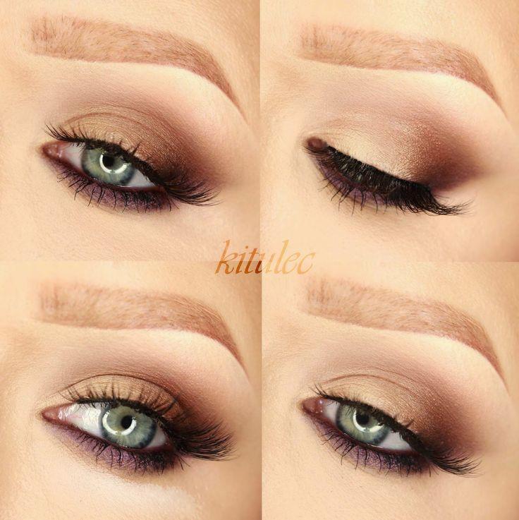 Kiss Makeup Looks: Kitulec Beauty Blog: Edgy Daytime Look