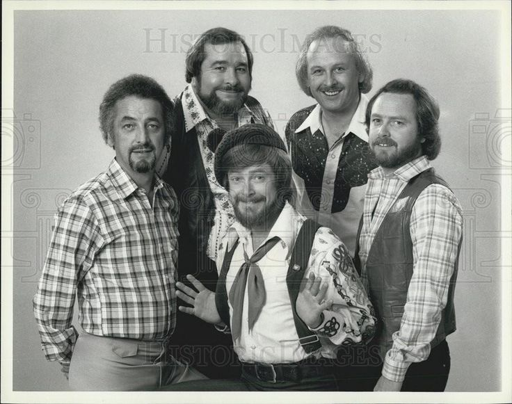 Press Photo The Irish Rovers Comedy Superspecial | Historic Images
