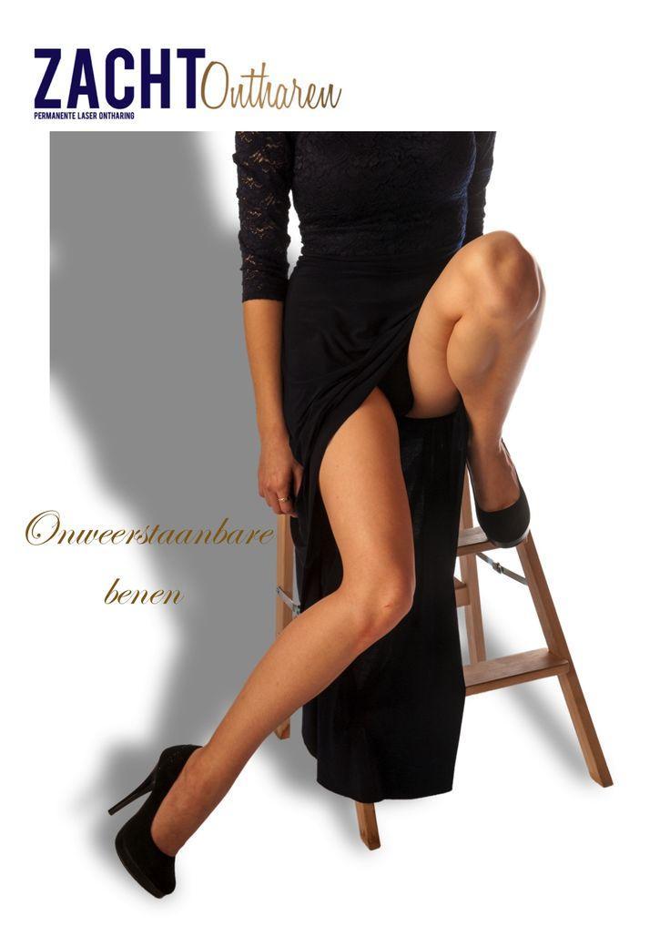 Kies voor onweerstaanbaar zachte benen; kom langs bij zachtontharen.... Gratis testsessie mogelijk