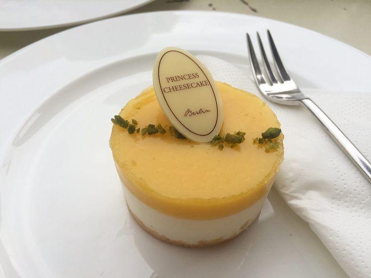 Princess Cheesecake - A sweet sin in Berlin Mitte