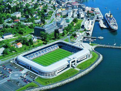 Aker Stadion, Molde, Norway (Scandinavia)