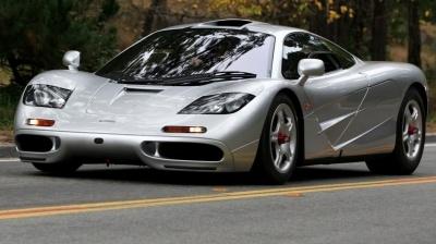 McLaren F1 Price Tag: $5.58m