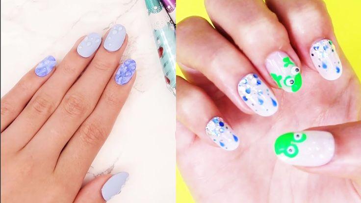 ТОП Летний дизайн ногтей 2017. Удивительно красивые ногти для лета. Ты д...