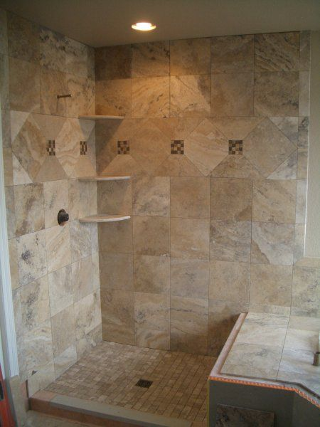 1000 images about bathroom reno on pinterest for Travertine tile bathroom ideas