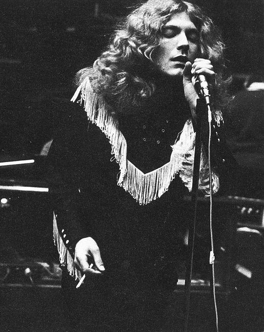 Robert Plant, 1970. #banditboyfriend