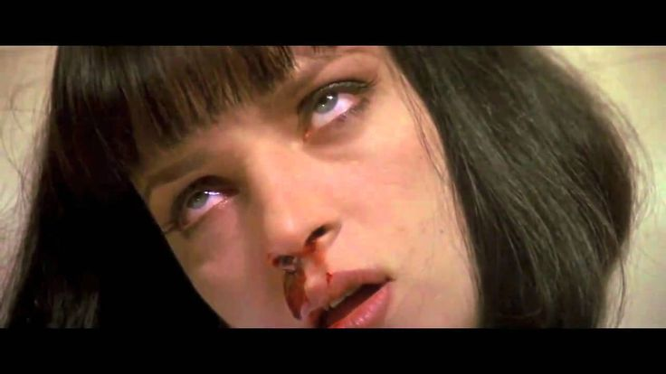 pulp fiction uma thurman - Google Search