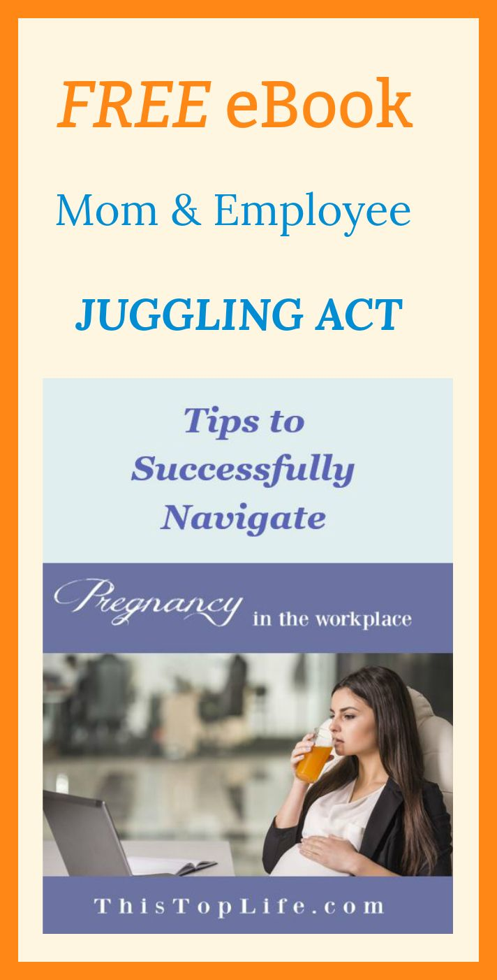 Helpful tips as you tackle this juggling act. Suggestions for expectant Moms on pregnancy, maternity leave and return to corporate work.