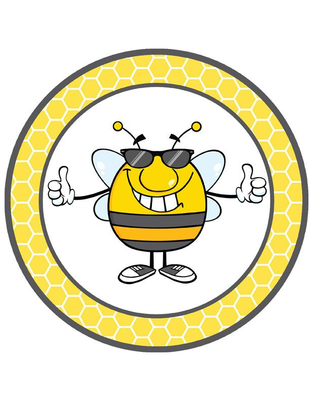 71 best images about bees classroom decor on pinterest for Number 5 decorations