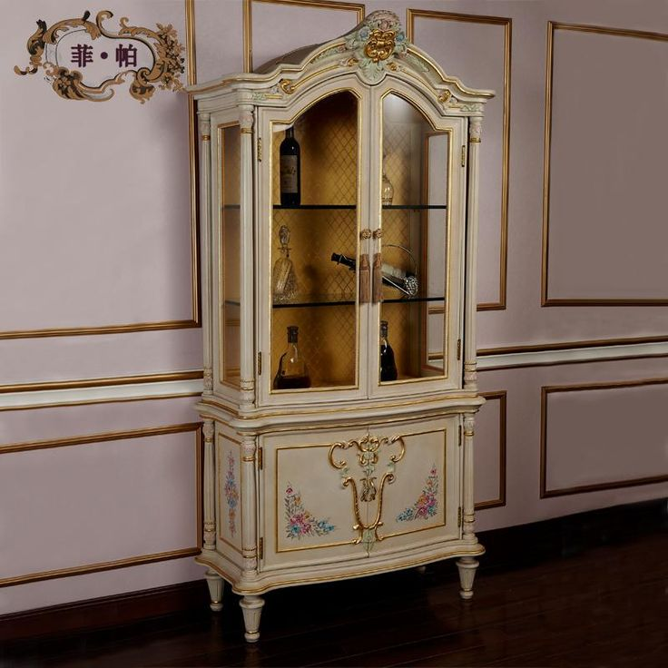 China Cabinet   Best Italian Furniture Manufacturers Italian Classical  Office Furniture Cellaret Online With $1980.11/