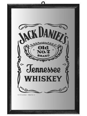 Ik weet niet zeker of Ian deze wil hebben, maar mij lijkt het wel een gaaf cadeau voor hem. Een spiegel met Jack Daniels erop - large.nl