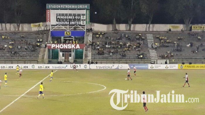 Odemwingie dan Patrick Da Silva Tak Merumput, Berikut Susunan Pemain Persegres Kontra Madura United