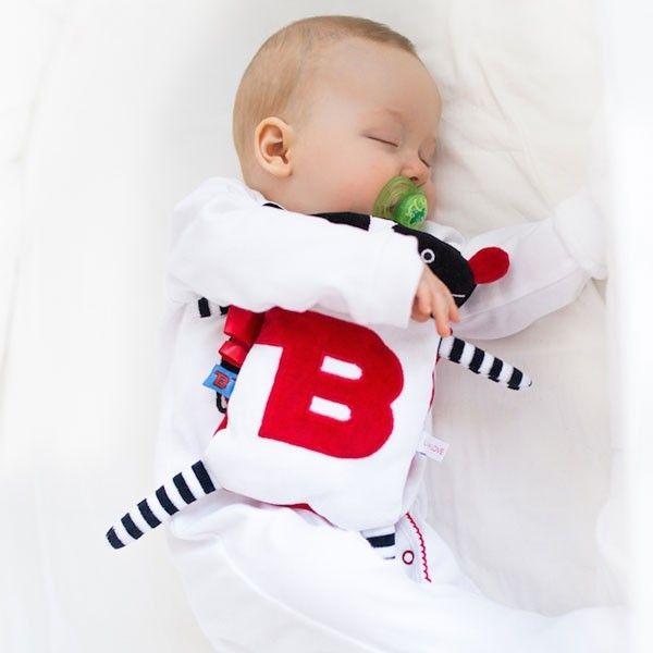 Super Zabawka na Kolkę i Bóle Brzuszka MR B od Lullaove #baby #toddler