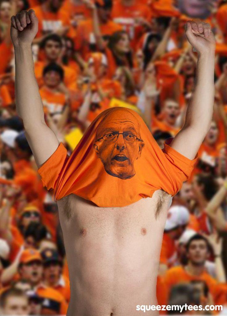 Boeheim screamer t shirt syracuse university su otto the for Syracuse orange basketball t shirt