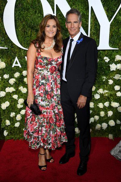 Chelsea Field and Scott Bakula - The Cutest Couples at the 2017 Tony Awards - Photos