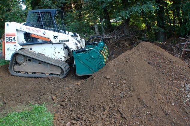 top soil screener