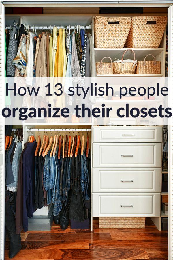 13 beauty hacks for your overstuffed closet | Home decor ...