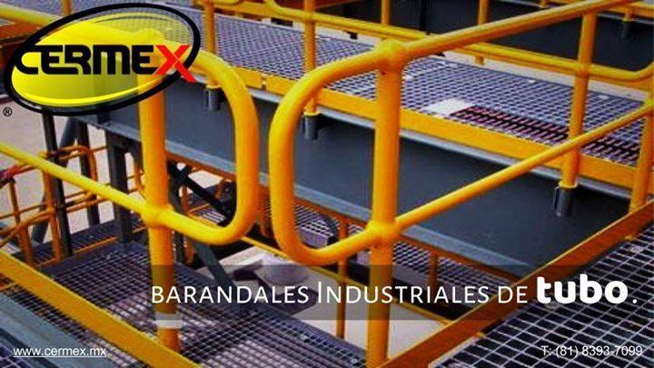 Fabricamos los más modernos e innovadores barandales barandales industriales de tubo escaleras y herrería para los más prestigiados centros y plazas comerciales. Cermex estructuras de máxima calidad. buff.ly/2AOUTgN #EstructurasMetalicas #Techos #Muros #Fachadas#Elevadores #Puentes #EscalerasMetalicas #Barandales#EstructurasMetalicasEnMonterrey #barandalesindustrialesdetubo  #cermexbarandalesindustrialesdetubo #barandalesdetuboenmonterrey Barandalesdetubodemaximacalidad
