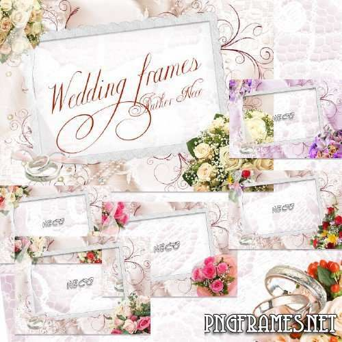 170 best wedding frames images on Pinterest | Wedding frames, Free ...