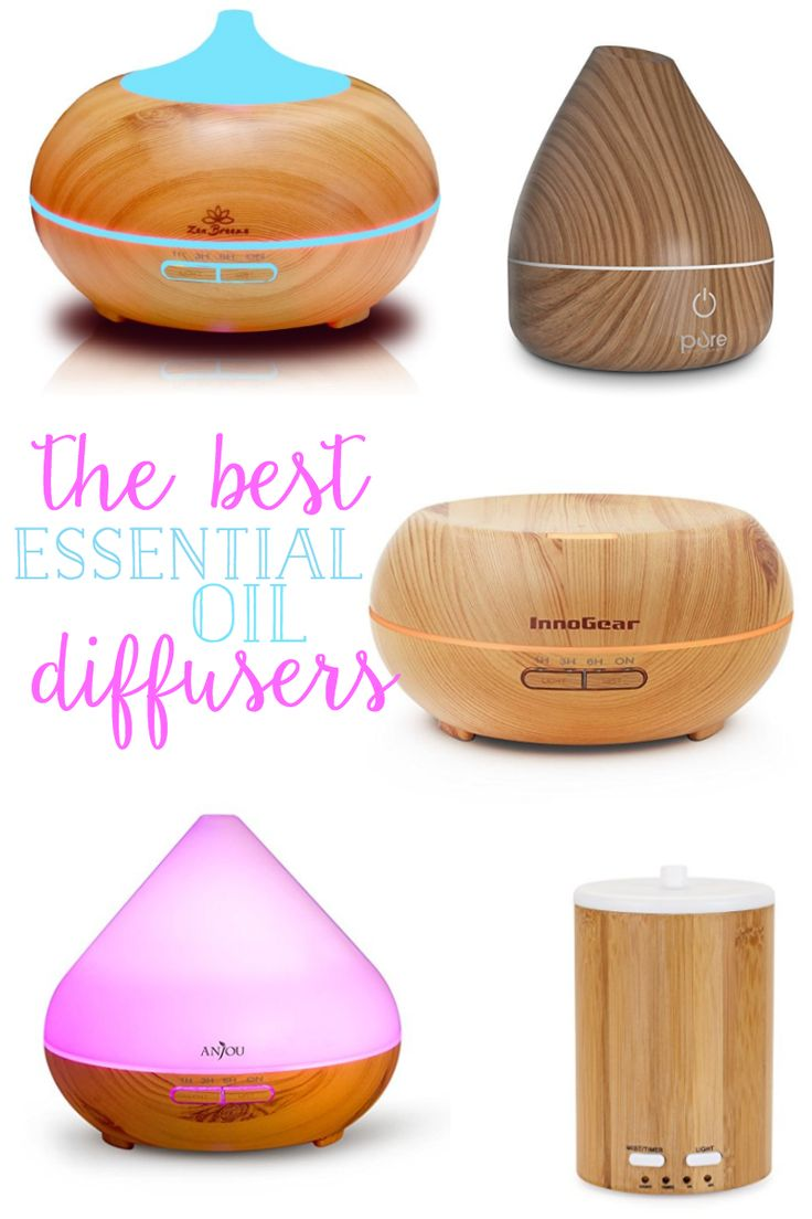 The Best Essential Oil Diffusers | Momma Lew | Best
