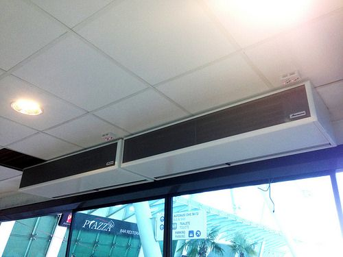 Curtains Ideas air curtains for restaurants : 1000+ images about Commercial Entrances Air Curtains on Pinterest ...