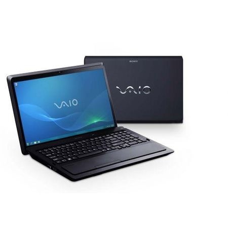 """SONY VAIO VPC-F23S1E/B  Ordinateur portable Core i7-2670QM 8.Go (2x4) 750.Go Ecran 16.4.pouces nVidia GeForce GT 540M 2.Go avec CUDA Windows 7 Premium Graveur Blu Ray  Réf. B147530  Description du produit : Sony VAIO F Series VPC-F23S1E - Core i7 2670QM 2.2 GHz - 16.4"""" TFT  Poids : 3.1 kg  Processeur : Intel Core i7 2670QM / 2.2 GHz ( 3.1 GHz ) ( Quad Core )  RAM : 8 Go (installé) / 8 Go (maximum) - DDR3 SDRAM - 1333 MHz - PC3-10600 ( 2 x 4 Go )  1495 euros"""