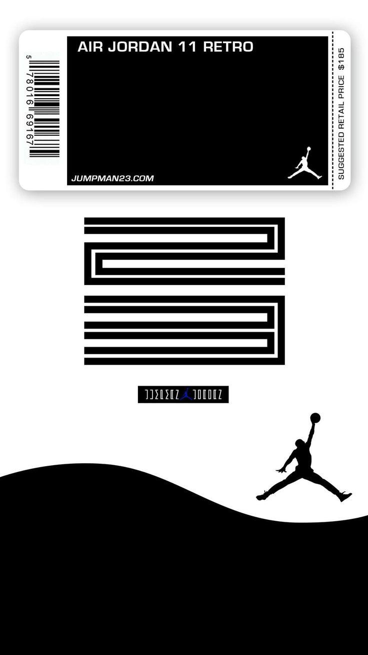 Michael jordan iphone wallpaper tumblr - Jordan 11 Concords Mobile Wallpaper