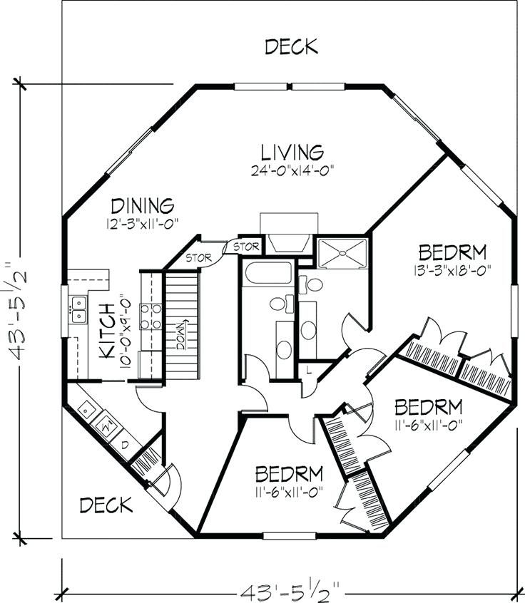 Hexagon House Plans Top Best Octagon House Ideas On Haunted Houses In Throughout Small Hexagon House Plans Small Octagon House Round House Plans Hexagon House