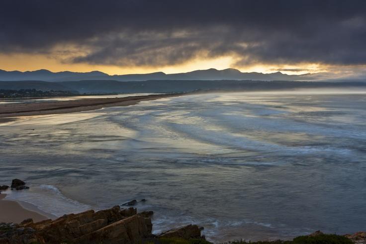 Sunrise over Plettenberg Bay - South Africa