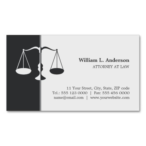 24 best business cards images on pinterest business cards carte attorney lawyer charcoal grey business card this is a fully customizable business card reheart Choice Image