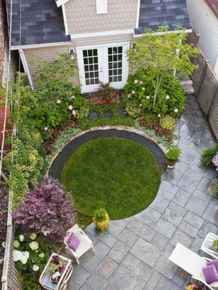 1001 Ideas Sobre Como Decorar Un Jardin Pequeno Jardines Patio Y Jardin Jardines Bonitos
