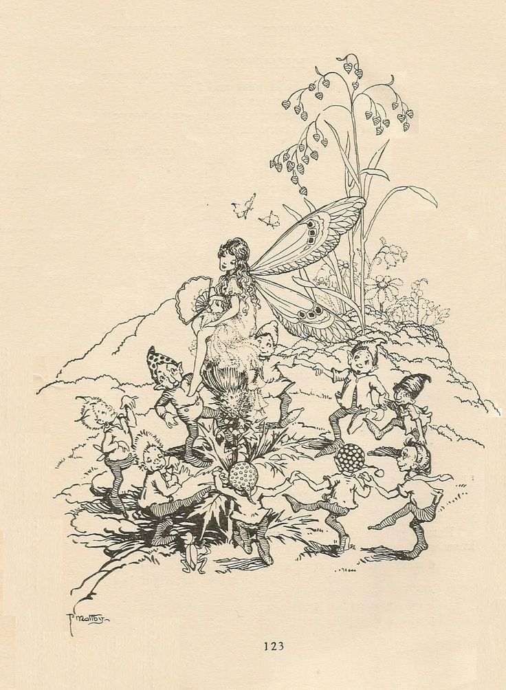 flowerland fairies coloring pages - photo #4